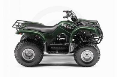 2009 yamaha grizzly 125 automatic for sale used atv for Reno yamaha kansas city
