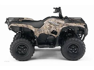2008 yamaha grizzly 700 fi auto 4x4 eps ducks unlimited for Yamaha grizzly for sale craigslist