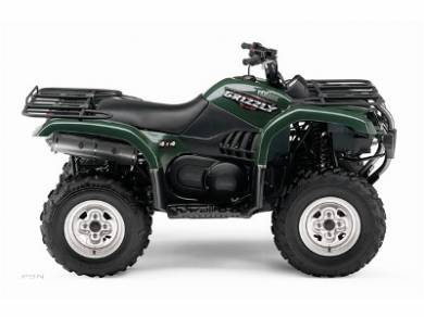 2008 yamaha grizzly 660 auto 4x4 for sale used atv classifieds. Black Bedroom Furniture Sets. Home Design Ideas