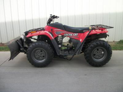 World Cat Boats For Sale >> 2003 ARCTIC CAT 250 For Sale : Used ATV Classifieds