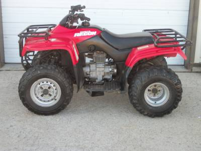Used Honda Motorcycle Dealer >> 2001 HONDA TRX250 For Sale : Used ATV Classifieds
