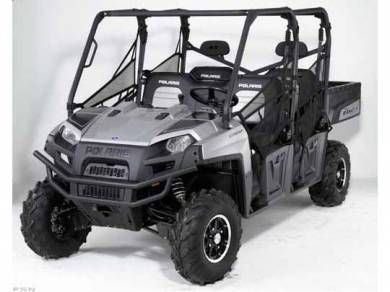 2011 polaris ranger crew 800 eps turbo silver le for sale used atv classifieds. Black Bedroom Furniture Sets. Home Design Ideas