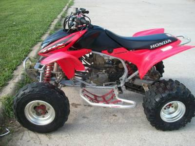 2004 HONDA TRX450R For Sale Used ATV Classifieds