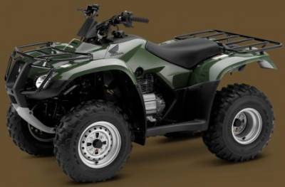 Honda Of Prestonsburg >> 2011 Honda Recon ES TRX250TE Green New W/Factory Warranty For Sale : Used ATV Classifieds