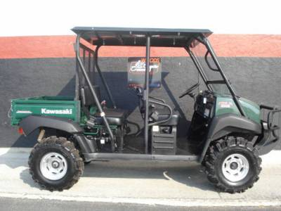 2011 kawasaki mule 4010 trans4x4 diesel for sale used atv classifieds. Black Bedroom Furniture Sets. Home Design Ideas