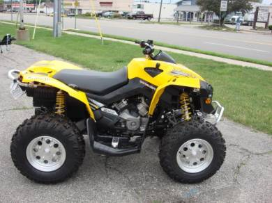 2007 can am renegade 800 h o efi for sale used atv classifieds. Black Bedroom Furniture Sets. Home Design Ideas