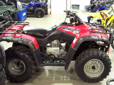 Honda Birmingham Al >> 2000 Honda FourTrax Rancher ES For Sale : Used ATV Classifieds