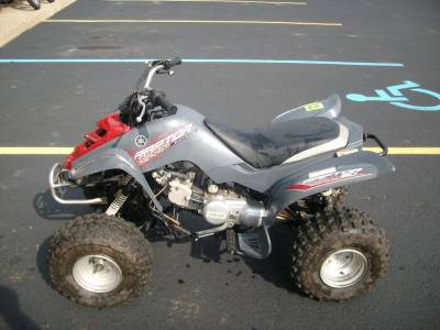 2007 yamaha raptor 80 for sale used atv classifieds for Yamaha atv for sale used