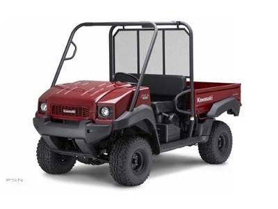 2009 kawasaki mule 4010 4 x 4 for sale used atv classifieds. Black Bedroom Furniture Sets. Home Design Ideas