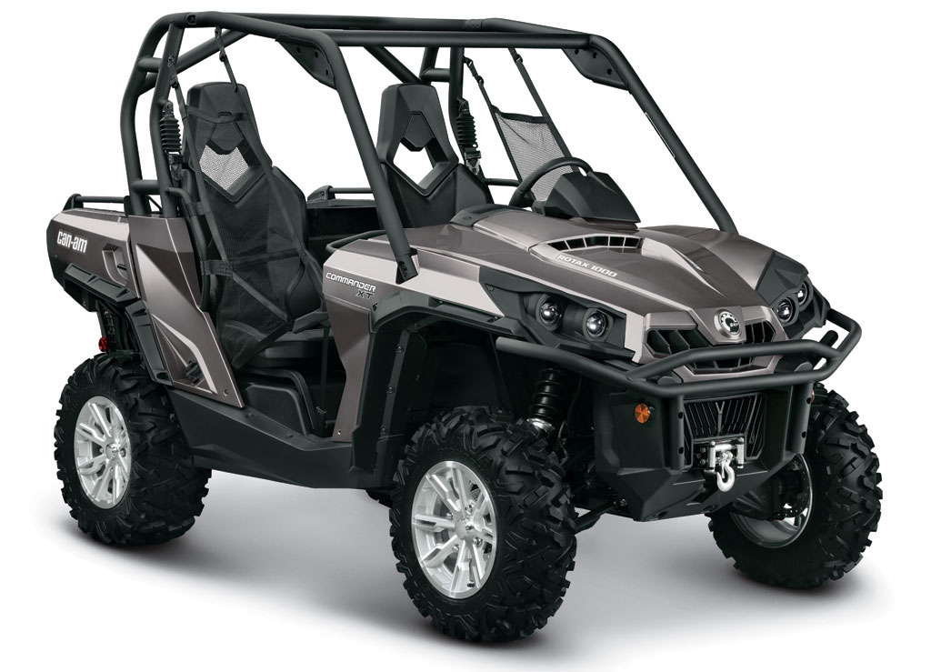 slideshow for 2013 can am commander 1000 xt review. Black Bedroom Furniture Sets. Home Design Ideas