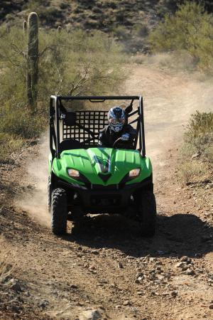 Kawasaki added a Sport edition to the Teryx line for 2009.