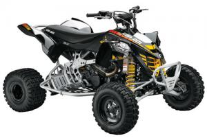 2009 Can-Am DS 450 X mx