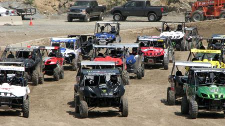 We were looking forward to mixing it up with the fastest UTV racers in the country!