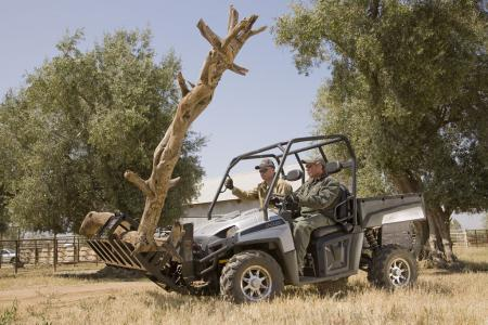 The Ranger HD is ready to handle the coolest toys in the industry.