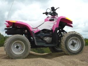 The Polaris Phoenix is a great starter vehicle a new ATV rider.