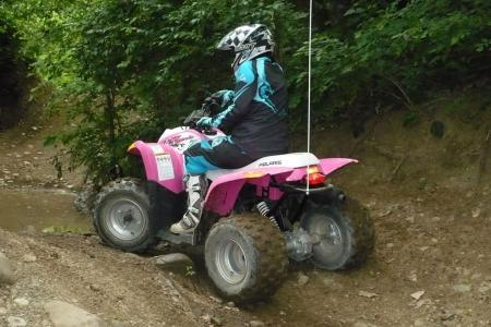 If you're looking for a fun, easy to ride ATV for a beginner, the Phoenix 200 should be on your short list.