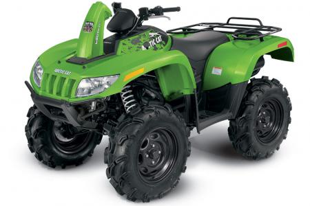 For fun in the mud at a more affordable price, consider the Mud Pro 650.