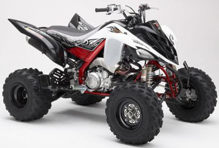 The Raptor 700 special edition models are always something to behold.