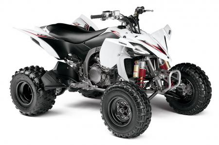 The YFZ450X ($8,499) is meant for use in tight trails and GNCC-style riding.
