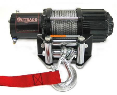 Gorilla Outback Series UTV winch