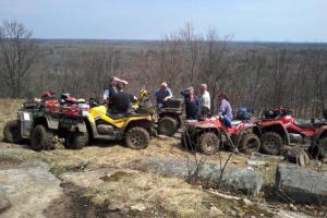 The Canadian Shield offers up a wide variety of trails.