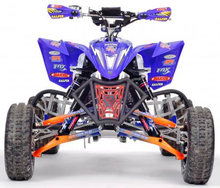 Tarantula Performance Racing spent the past eight months building its latest custom quad, the TPR project YFZ450R.