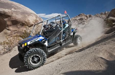 Polaris wanted to give side-by-side enthusiasts a Sport-oriented machine that can carry multiple passengers.