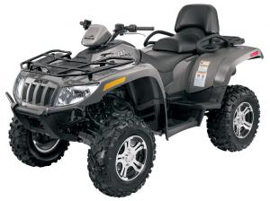 2010 Arctic Cat TRV 700 S GT