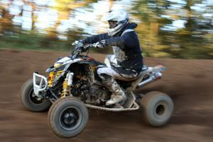 Fourth place does not do the Can-Am's motor justice.