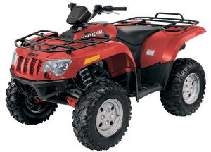 2010 Arctic Cat 550 S