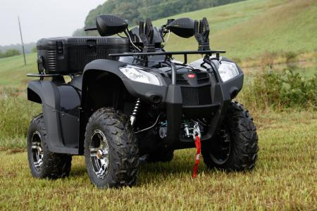 2010 Kymco MXU 500 IRS 4x4 Limited Edition