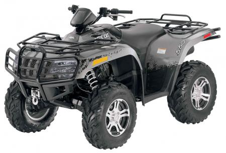 2011 Arctic Cat 550 LTD