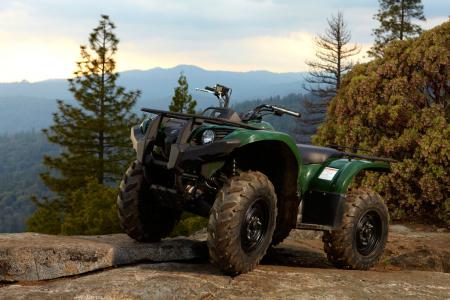 2011 Yamaha Grizzly 450 EPS