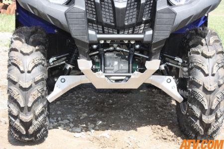 Adding the Excel Slingshot tires is an easy way to boost traction and the overall trail performance of your ATV.