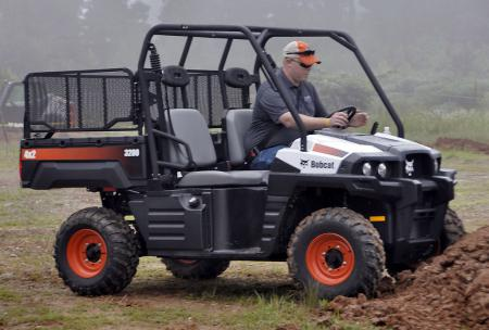 With a base price around $8,000, the Bobcat offers outstanding value.