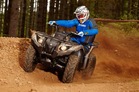 2011 Yamaha Grizzly 450 4x4 EPS