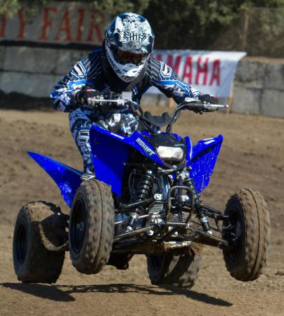 atv pictures atv 2011 yamaha raptor 125 action 2645 atv. Black Bedroom Furniture Sets. Home Design Ideas