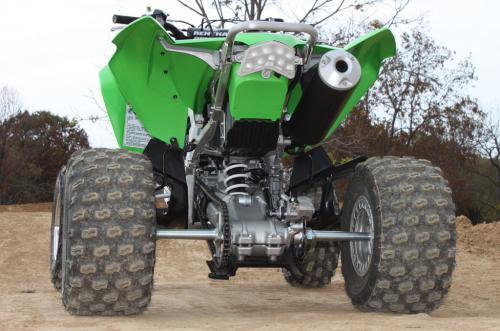 ATV Pictures: ATV 2011 Kawasaki KFX450R 07, ATV Images
