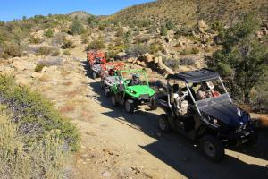Big Bear to Las Vegas Kawasaki Teryx Adventure