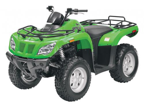 2011 Arctic Cat 350 4x4