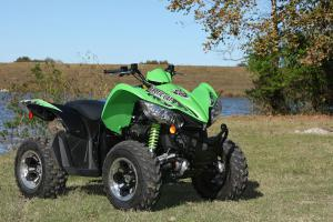 2011 Arctic Cat 450i XC