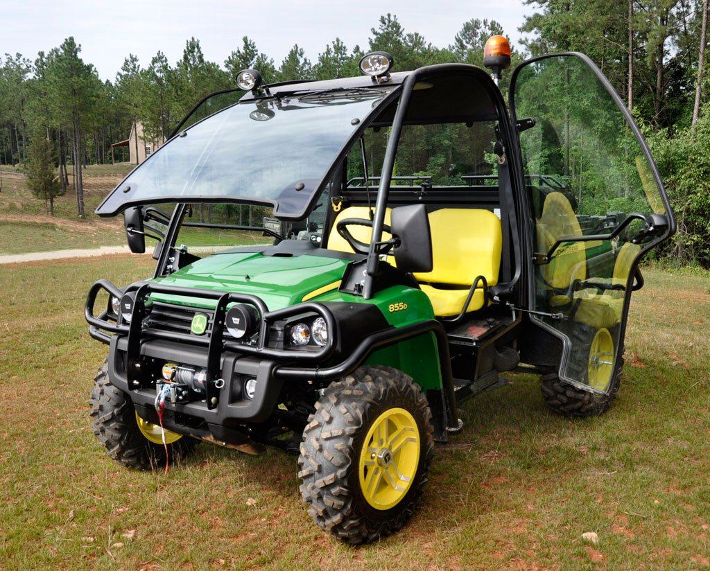 John Deere Atv Car Interior Design