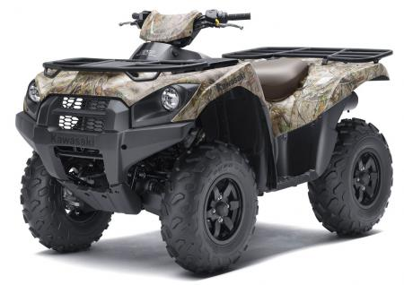 2012 Kawasaki Brute Force 750 EPS Camo