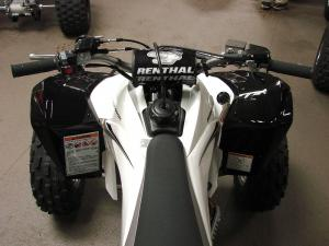 2008 Kawasaki KFX450R Review - ATV.com