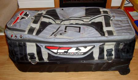 Fly Racing Moto Vault Roller Bag