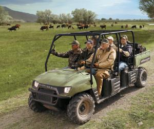 Polaris got the new Ranger Crew to market early due to strategies implemented in the past few years.