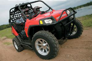 Polaris created an industry-wide sensation with its Ranger RZR.
