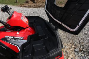 2011 polaris sportsman 500 ho review atv 2011 polaris sportsman 500 ho the sportsman 500 comes standard with a water resistant storage box sciox Gallery