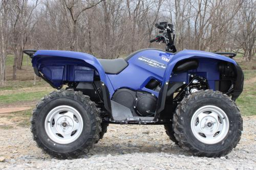 2011 Yamaha Grizzly 700 EPS Still 03