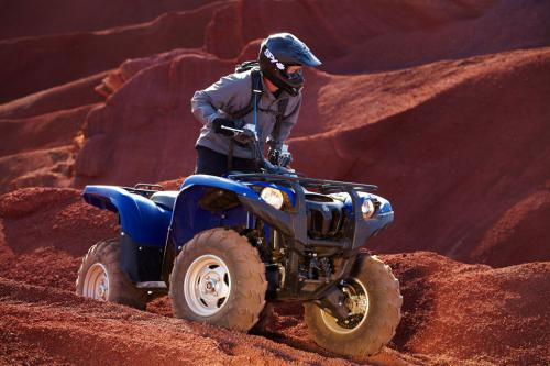 2012 Yamaha Grizzly 550 EPS